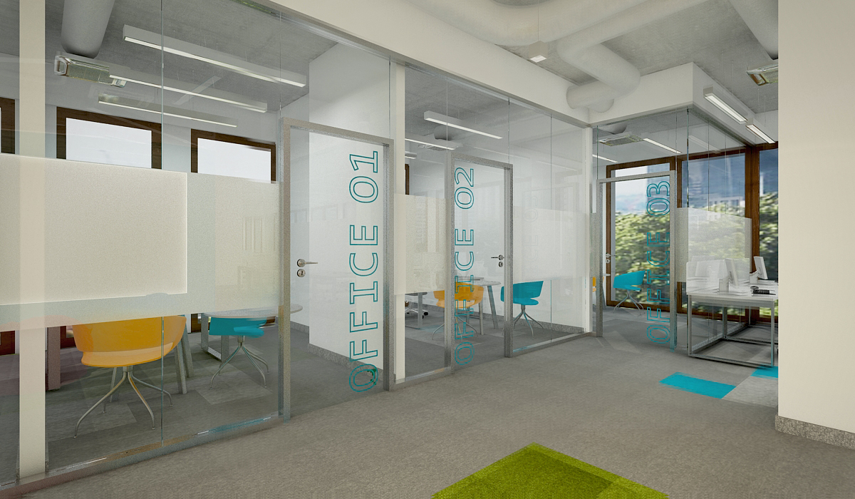 HealthWay New Office